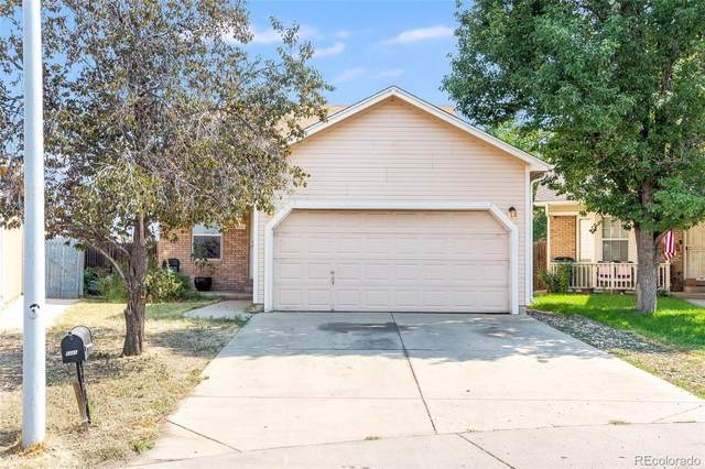 6645 E 62nd Way, Commerce City, CO 80022 (MLS #4735491) :: 8z Real Estate