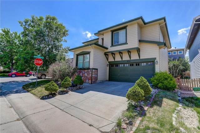 10705 Braselton Street, Highlands Ranch, CO 80126 (#4736067) :: The Griffith Home Team