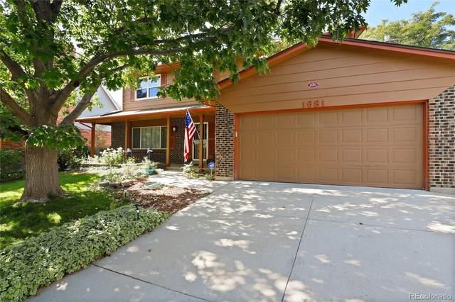 1681 S Vaughn Street, Aurora, CO 80012 (#4737270) :: Peak Properties Group