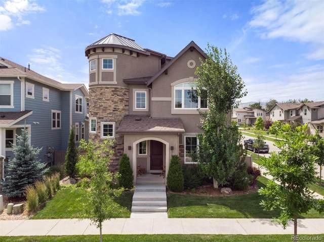 3699 Silverton Street, Boulder, CO 80301 (MLS #4737350) :: 8z Real Estate