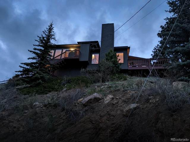 1391 Hyland Drive, Evergreen, CO 80439 (#4737797) :: Berkshire Hathaway Elevated Living Real Estate