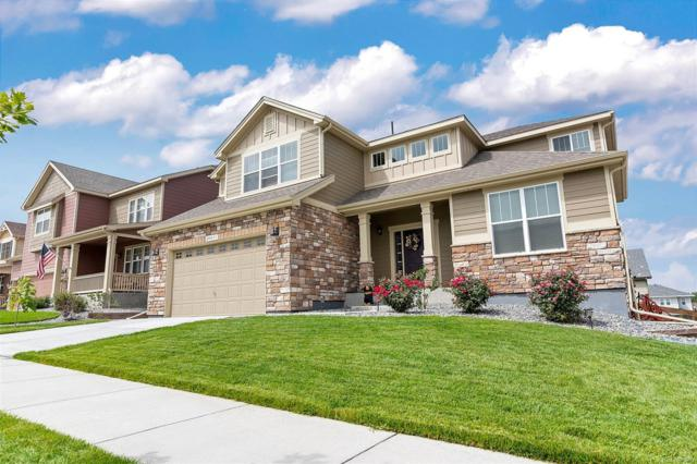 20811 Game Trail, Parker, CO 80138 (#4737851) :: The Peak Properties Group