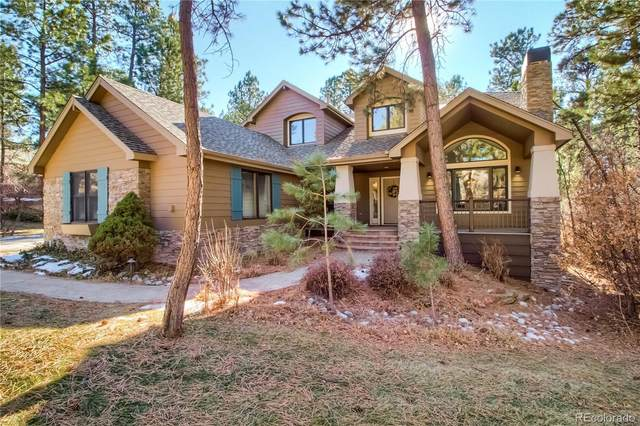 484 Hyland Drive, Castle Rock, CO 80108 (#4738171) :: Mile High Luxury Real Estate