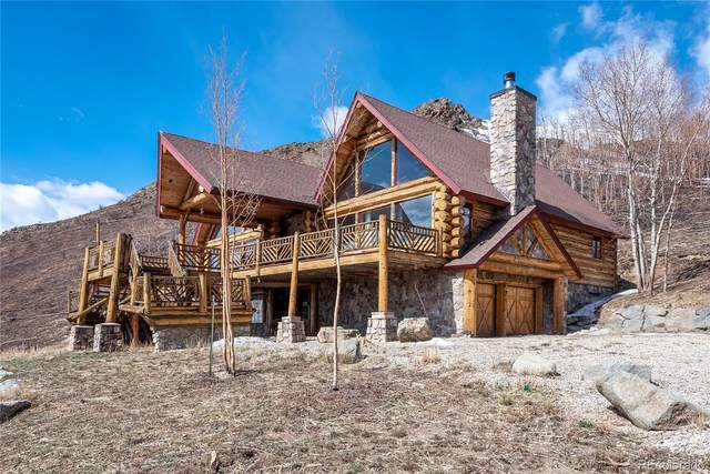 120 Gcr 4110, Granby, CO 80446 (MLS #4738268) :: 8z Real Estate