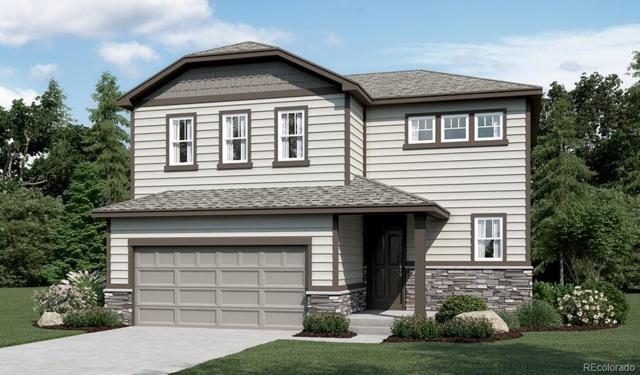 443 Blue Teal Drive, Castle Rock, CO 80104 (#4739095) :: The HomeSmiths Team - Keller Williams