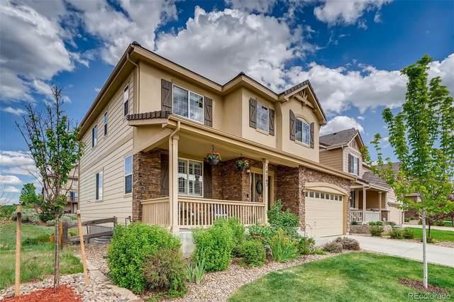 10763 Worthington Circle, Parker, CO 80134 (#4739440) :: Kimberly Austin Properties