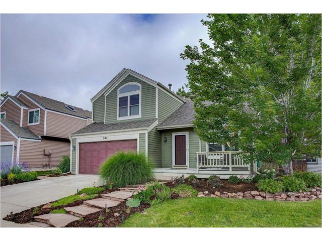 945 Larkspur Lane, Louisville, CO 80027 (MLS #4739624) :: 8z Real Estate