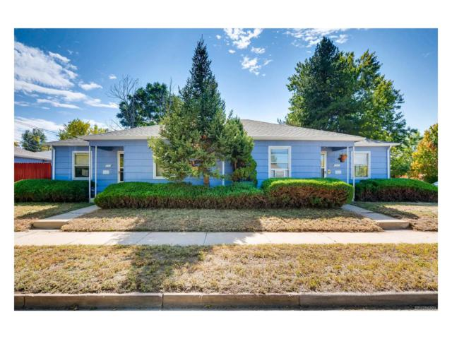 3202 S Sherman Street, Englewood, CO 80113 (#4739985) :: Thrive Real Estate Group