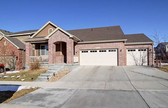 19443 Dunraven Street, Parker, CO 80134 (#4740189) :: The DeGrood Team