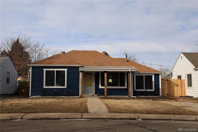 4121 S Pearl Street, Englewood, CO 80113 (#4740275) :: The Griffith Home Team