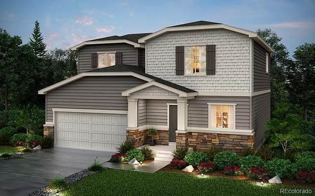 12753 Buffington Trail, Parker, CO 80134 (MLS #4740287) :: 8z Real Estate