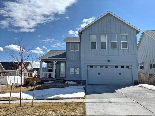 4498 Quandary Peak Street, Brighton, CO 80601 (MLS #4740625) :: The Sam Biller Home Team