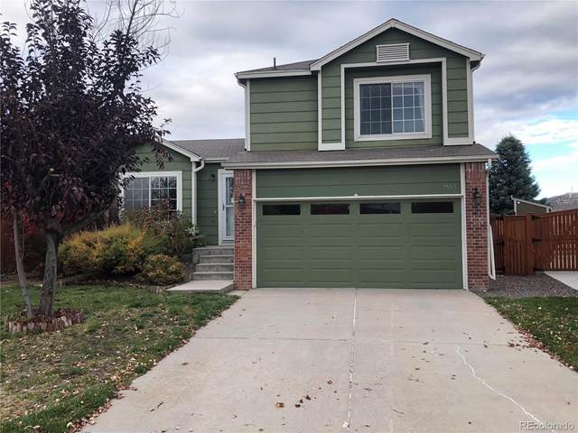 3555 Morning Glory Drive, Castle Rock, CO 80109 (#4740688) :: The DeGrood Team