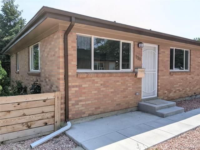 1119 Xenia Street, Denver, CO 80220 (#4740892) :: The Griffith Home Team