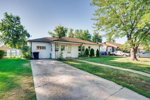 1572 S Newton Street, Denver, CO 80219 (MLS #4741282) :: 8z Real Estate