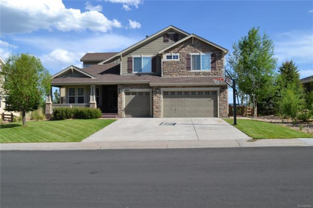 4826 Wagontrail Court, Parker, CO 80134 (#4741313) :: Colorado Home Finder Realty