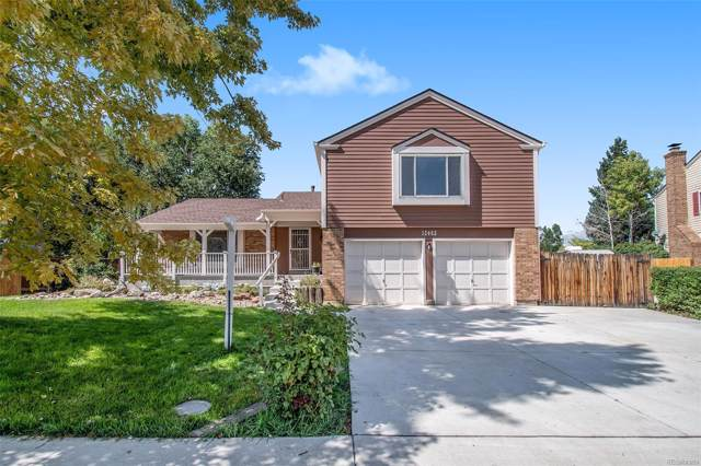 12463 W Stanford Drive, Morrison, CO 80465 (#4741463) :: James Crocker Team