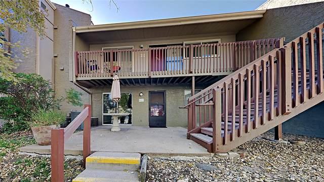 5300 Cherry Creek, Denver, CO 80246 (#4741550) :: The HomeSmiths Team - Keller Williams