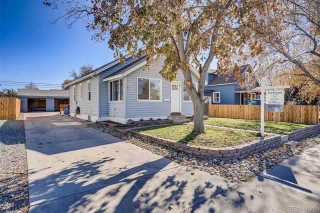 4470 S Bannock Street, Englewood, CO 80110 (MLS #4742155) :: 8z Real Estate