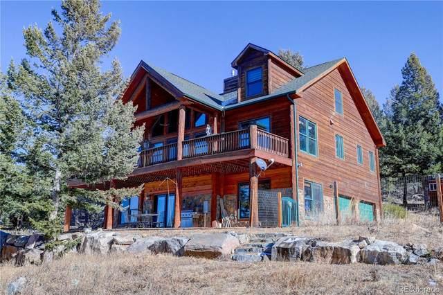 6054 Meadow Drive, Morrison, CO 80465 (MLS #4742318) :: 8z Real Estate