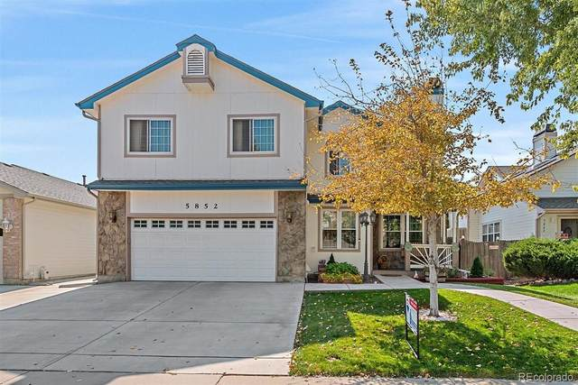 5852 E 123rd Drive, Brighton, CO 80602 (#4742748) :: The Brokerage Group