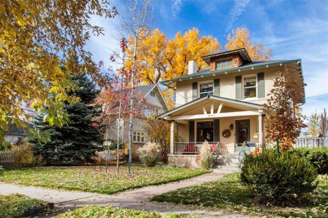 431 N Marion Street, Denver, CO 80218 (#4742842) :: Wisdom Real Estate