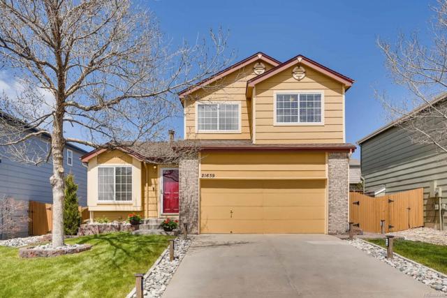 21639 E Crestline Lane, Centennial, CO 80015 (#4742867) :: Wisdom Real Estate