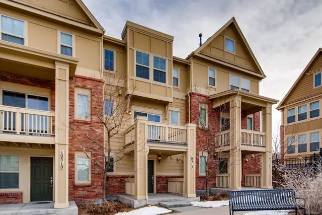 10312 Bellwether Lane, Lone Tree, CO 80124 (#4743115) :: The DeGrood Team