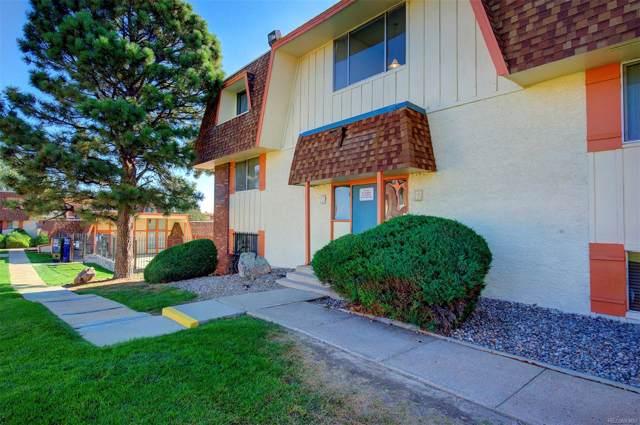 10211 Ura Lane #202, Thornton, CO 80260 (MLS #4743151) :: 8z Real Estate