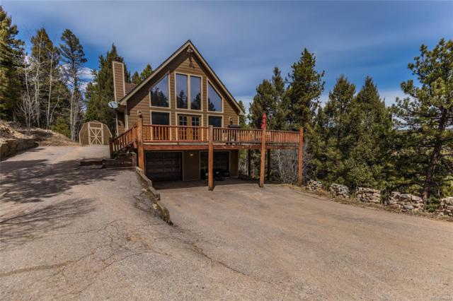 24998 Red Cloud Drive, Conifer, CO 80433 (#4743274) :: The Galo Garrido Group