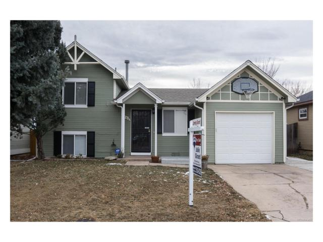 4562 S Pagosa Circle, Aurora, CO 80015 (MLS #4743413) :: 8z Real Estate