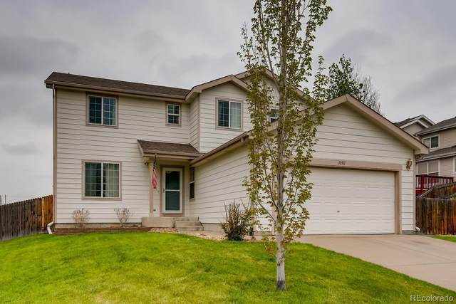 10911 Columbine Street, Northglenn, CO 80233 (#4743421) :: Mile High Luxury Real Estate