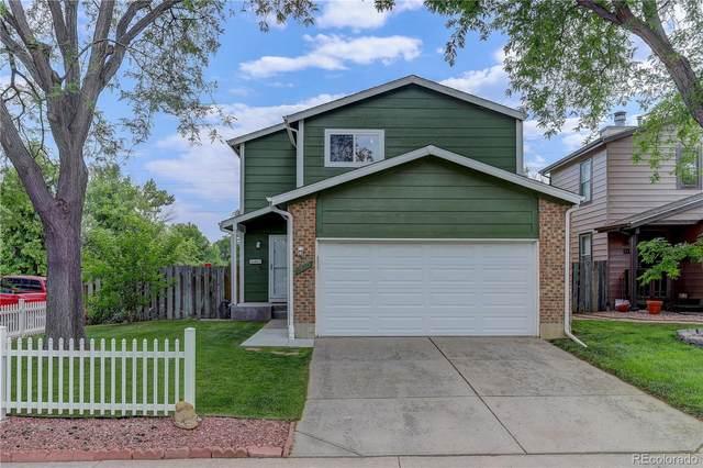 420 E 117th Place, Northglenn, CO 80233 (#4743745) :: Finch & Gable Real Estate Co.