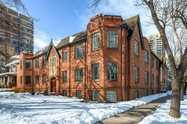 3132 E 17th Avenue B, Denver, CO 80206 (MLS #4743853) :: 8z Real Estate