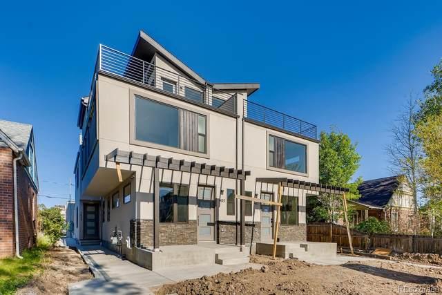 1433 Xavier Street, Denver, CO 80204 (#4744162) :: Mile High Luxury Real Estate