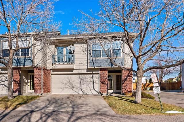 9665 E Arkansas Place, Denver, CO 80247 (#4744382) :: Harling Real Estate