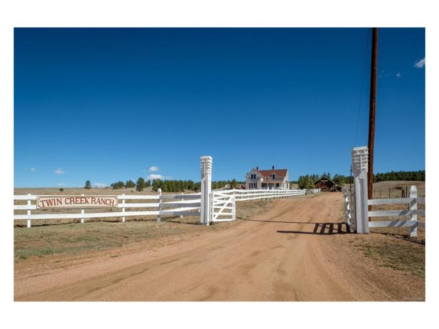 1465 County Road 31, Florissant, CO 80816 (MLS #4744533) :: 8z Real Estate