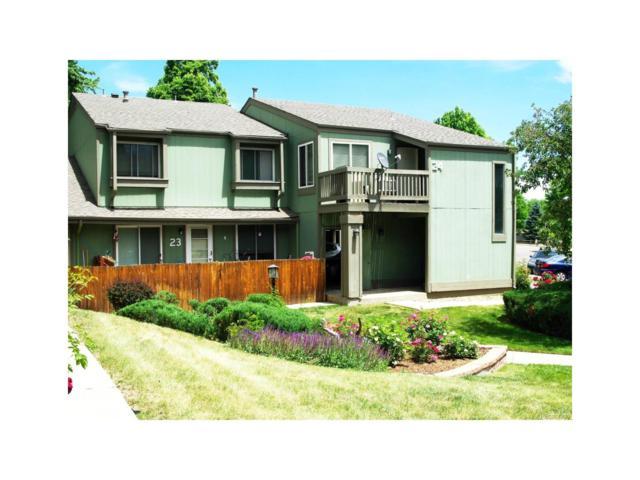 2557 S Dover Street #24, Lakewood, CO 80227 (MLS #4744571) :: 8z Real Estate