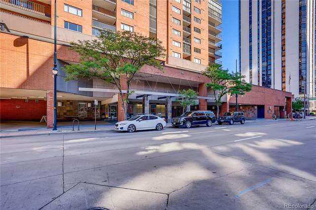 1551 Larimer Street #702, Denver, CO 80202 (MLS #4744624) :: 8z Real Estate