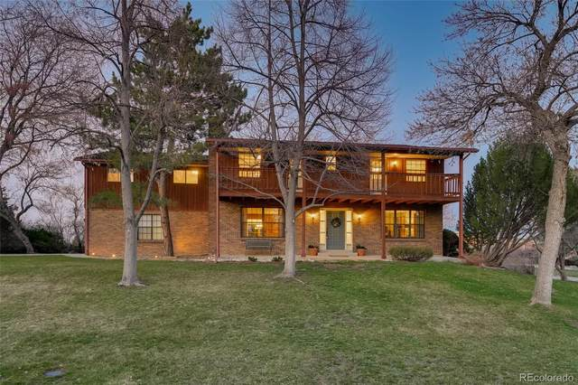 5600 Morning Glory Lane, Littleton, CO 80123 (#4745116) :: The Gilbert Group