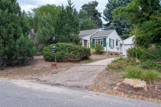 42 S Ash Street, Denver, CO 80246 (#4745430) :: The Peak Properties Group