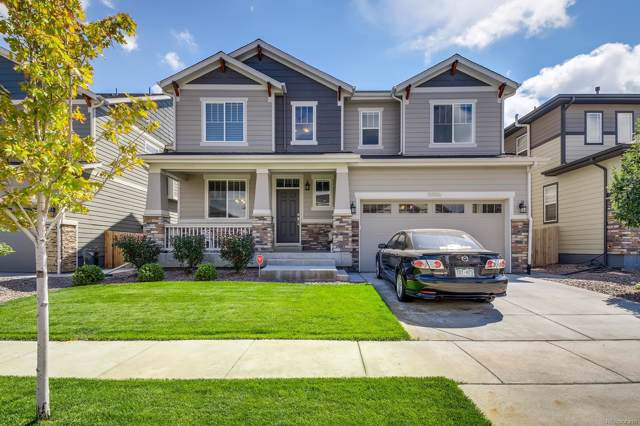 15986 E 118th Place, Commerce City, CO 80022 (#4745664) :: Mile High Luxury Real Estate