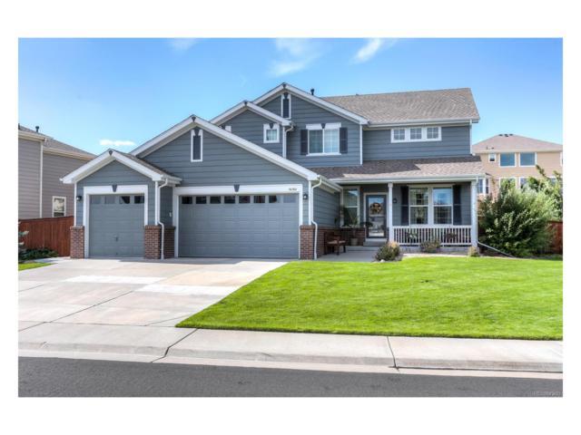 16262 Cattle Avenue, Parker, CO 80134 (MLS #4745804) :: 8z Real Estate