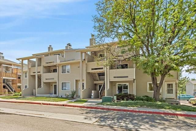 6011 Yarrow Street C, Arvada, CO 80004 (#4745820) :: Kimberly Austin Properties