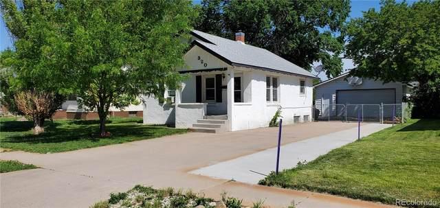 320 Mckinley Street, Sterling, CO 80751 (#4746081) :: HomeSmart