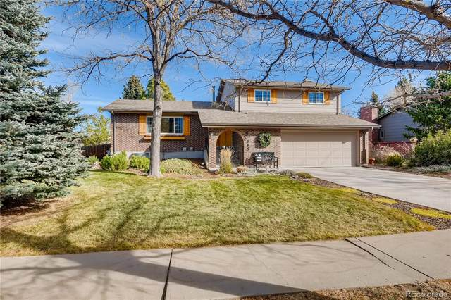 763 Altair Drive, Littleton, CO 80124 (MLS #4746367) :: The Sam Biller Home Team