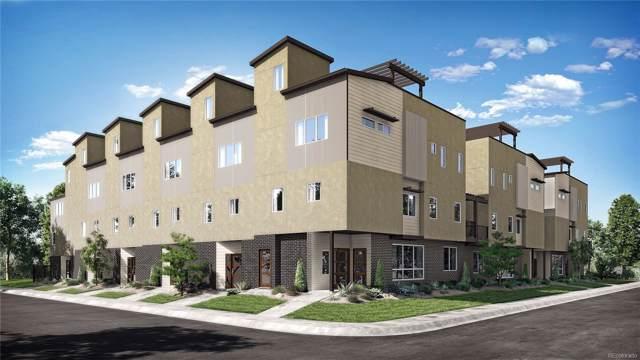 4437 Tennyson Street #2, Denver, CO 80212 (#4746623) :: RazrGroup