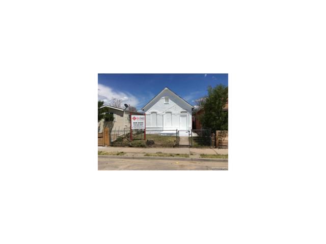 3716 Marion, Denver, CO 80205 (MLS #4746748) :: 8z Real Estate
