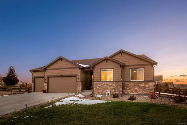 21980 E Union Drive, Centennial, CO 80015 (#4746953) :: The DeGrood Team