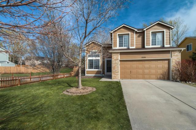 3395 Bareback Drive, Colorado Springs, CO 80922 (#4747632) :: The Peak Properties Group